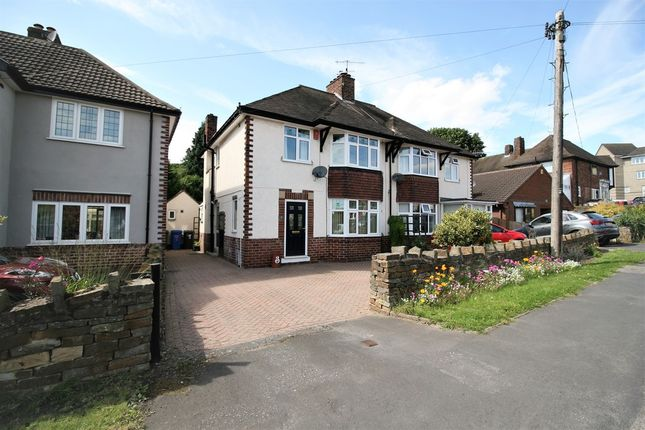 Thumbnail Semi-detached house for sale in Queen Mary Road, Somersall, Chesterfield