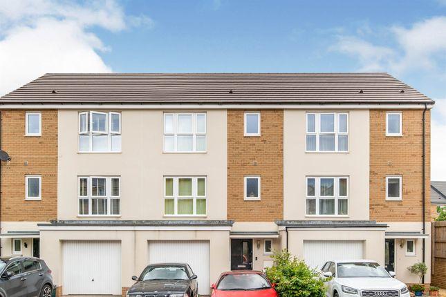 Terraced house for sale in Rowan Drive, Emersons Green, Bristol