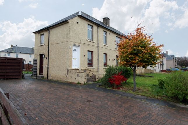 Thumbnail Flat for sale in Gartmorn Road, Sauchie, Alloa