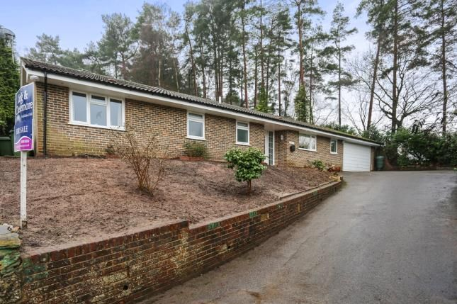 Thumbnail Bungalow for sale in Woodside Close, Storrington, Pulborough, West Sussex