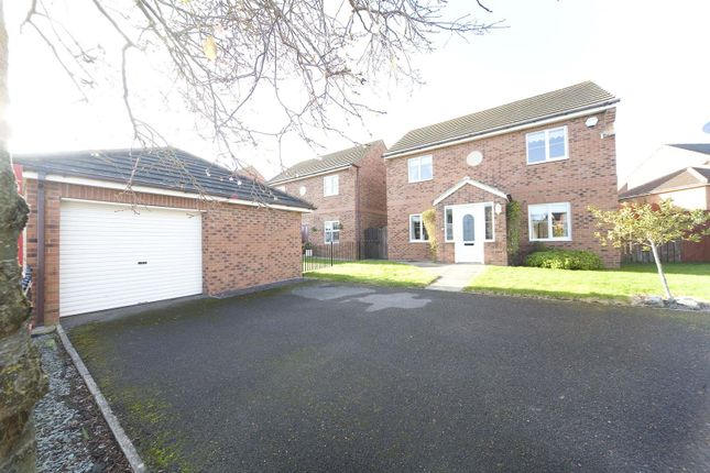 3 bed detached house for sale in Merlin Way, Hartlepool TS26
