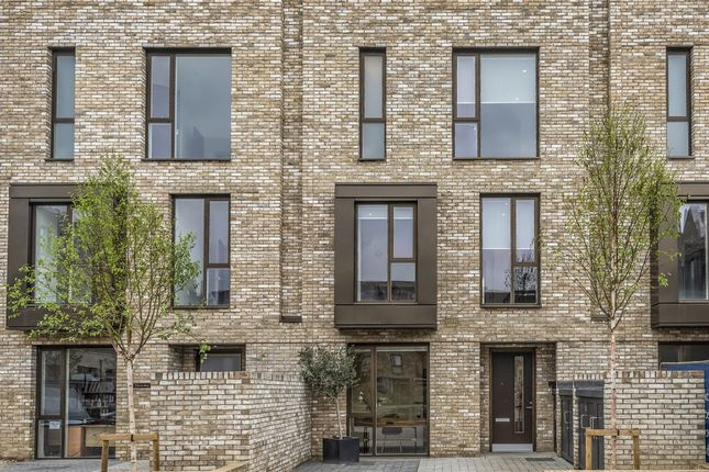 Thumbnail 4 bed terraced house for sale in Exeter Place, London
