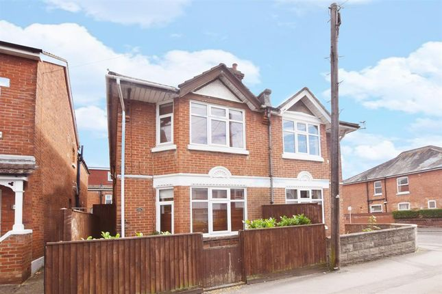 Thumbnail Semi-detached house for sale in Wilton Avenue, Southampton