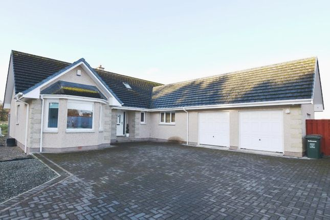 Thumbnail Detached house for sale in Forres