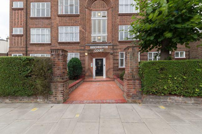Thumbnail Flat for sale in Birchington Court, West End Lane, West Hampstead