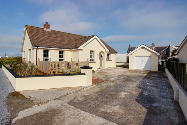 Thumbnail Detached bungalow for sale in Castle Hill Brae, Ballywalter