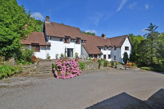 Thumbnail Detached house for sale in Stunning Farmhouse & Land, Penhow, Newport