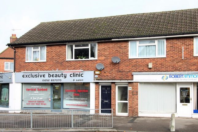 Thumbnail Flat for sale in Wharf Road, Frimley Green