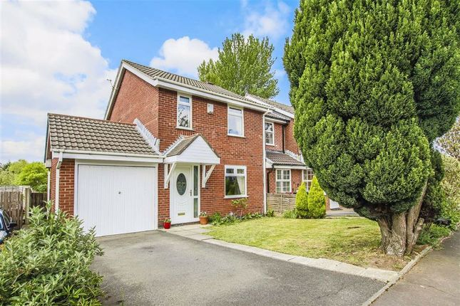 Thumbnail Link-detached house for sale in Watersedge, Guide, Blackburn