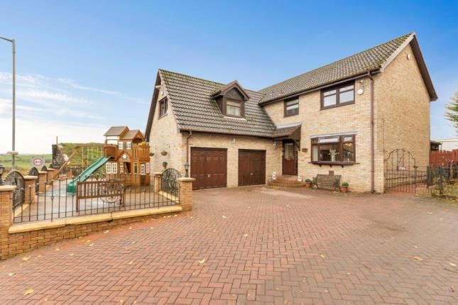 5 bed detached house for sale in Lanark Road, Kirkmuirhill, Lanark, South Lanarkshire