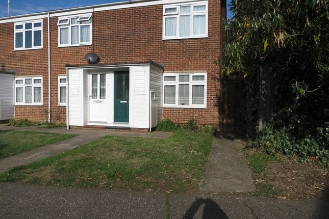 2 bed flat to rent in Manor Lane, Dovercourt, Harwich