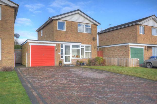 Thumbnail Detached house for sale in Maple Road, Bridlington