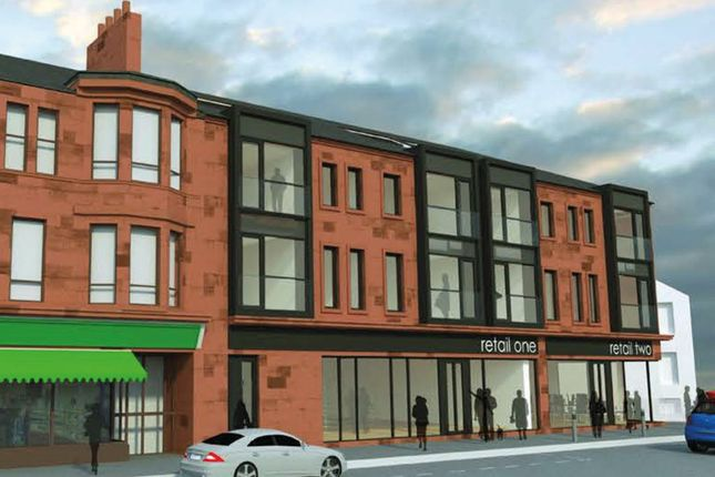 Thumbnail Flat for sale in Buchanan Court, Lochwinnoch Road, Kilmacolm