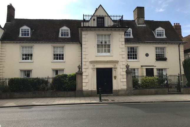Thumbnail Flat for sale in Old School Court, King's Lynn