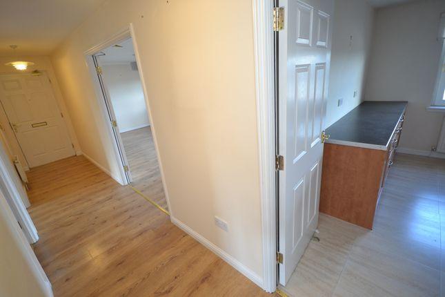 Hallway of Cadder Court, Gartcosh G69