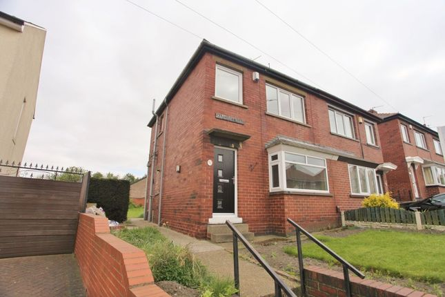Thumbnail Semi-detached house for sale in Margaret Road, Wombwell, Barnsley
