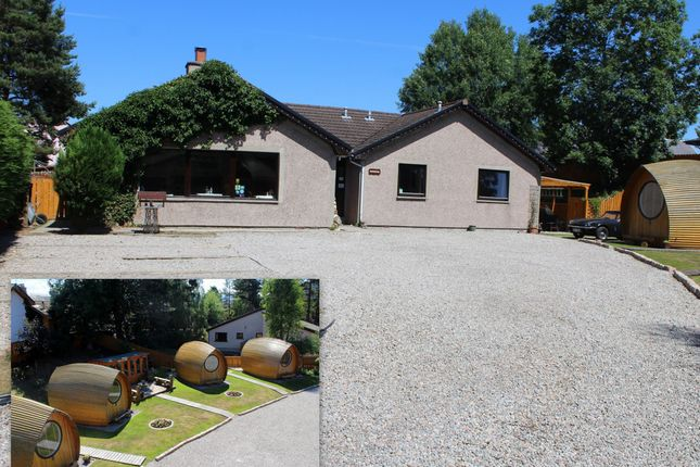 Thumbnail Leisure/hospitality for sale in Craig Na Gower Avenue, Aviemore