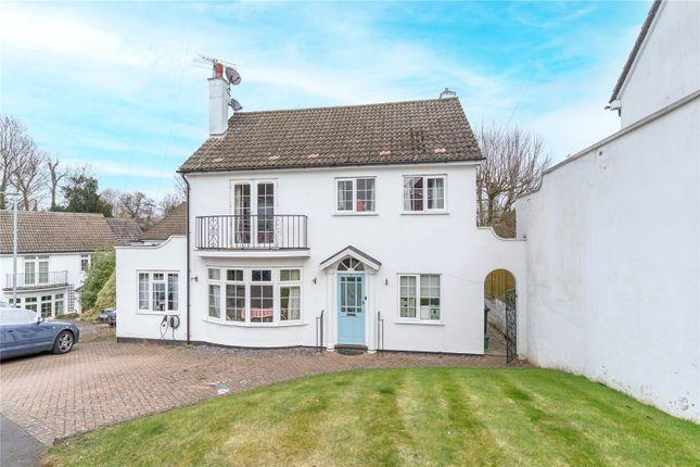 Thumbnail Detached house for sale in Regency Close, Bishop's Stortford, Hertfordshire