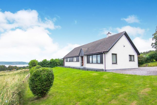 Thumbnail Detached bungalow for sale in Lentran, Inverness