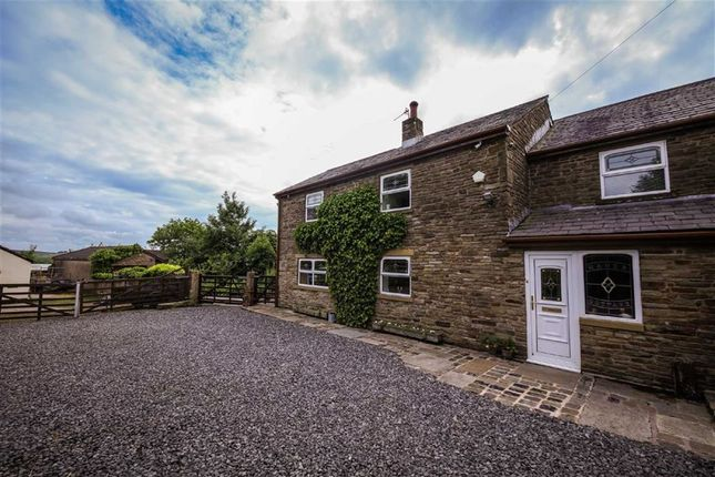 Thumbnail Semi-detached house for sale in Pickup Bank, Hoddlesden, Lancashire