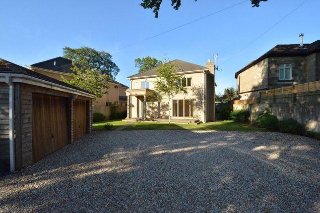 Thumbnail Detached house to rent in Claverton Down Road, Claverton Down, Bath