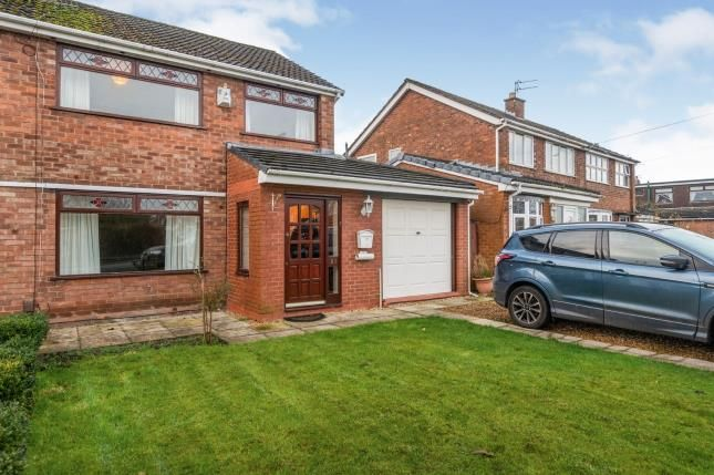 Thumbnail Semi-detached house for sale in Walkers Lane, Penketh, Cheshire