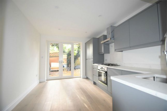 Thumbnail Semi-detached house for sale in Ikon III, Elmore Road, Enfield, Greater London