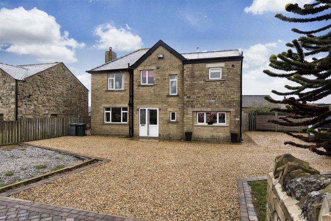 Thumbnail Detached house for sale in New Hey Road, Salendine Nook, Huddersfield