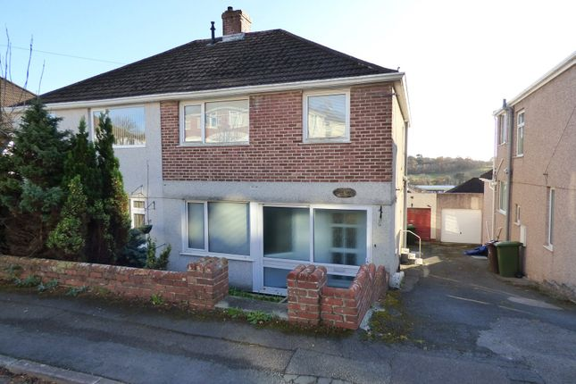 Thumbnail Semi-detached house for sale in The Knoll, Woodford, Plympton