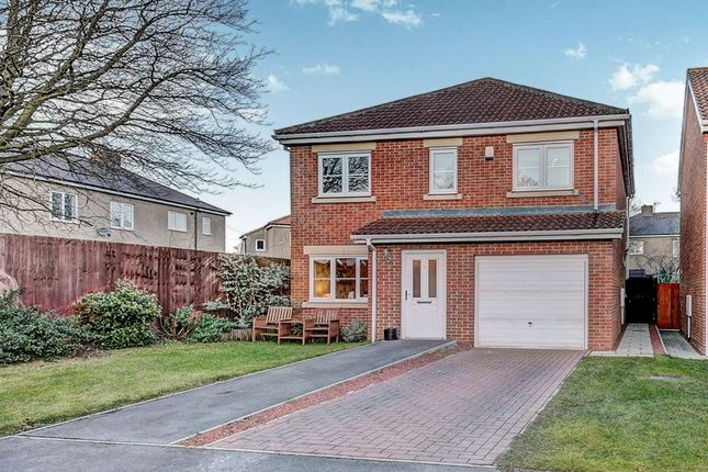 Thumbnail Detached house for sale in Beaumont Grange, Seghill, Cramlington