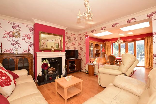 Thumbnail Semi-detached bungalow for sale in Hornbeam Road, Theydon Bois, Epping, Essex