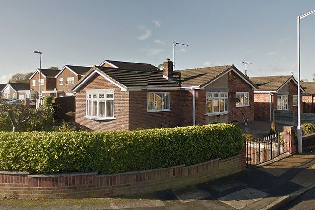 Thumbnail Bungalow to rent in Delamere Drive, Mansfield
