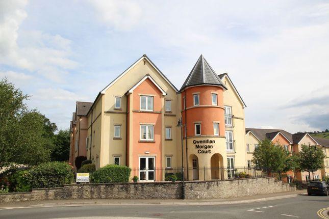 Thumbnail Flat for sale in Heol Gouesnou, Brecon