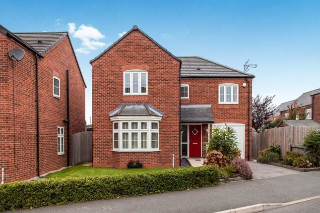 Thumbnail Detached house for sale in Cables Retail Park, Steley Way, Prescot
