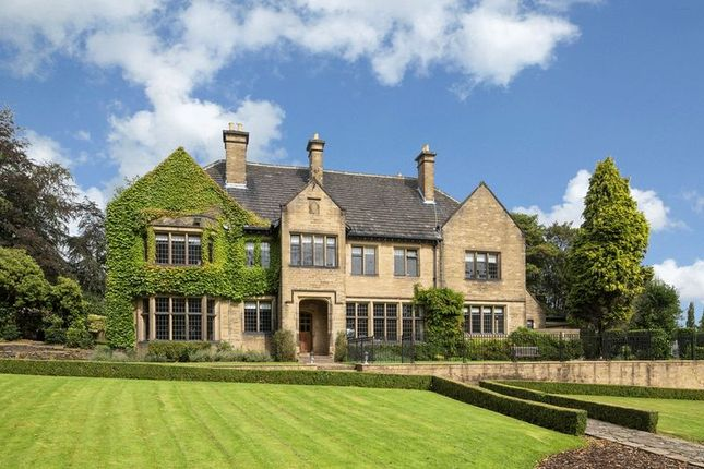 Thumbnail Detached house for sale in Birksgate, Fenay Lane, Almondbury
