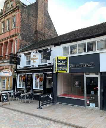 Thumbnail Retail premises to let in 38 Piccadilly, Hanley, Stoke-On-Trent, Staffordshire