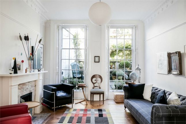3 bed terraced house for sale in Christchurch Hill, London NW3, UK