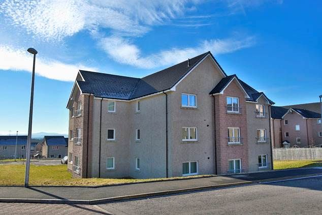 Thumbnail Flat to rent in Broadshade Drive, Westhill, Aberdeenshire