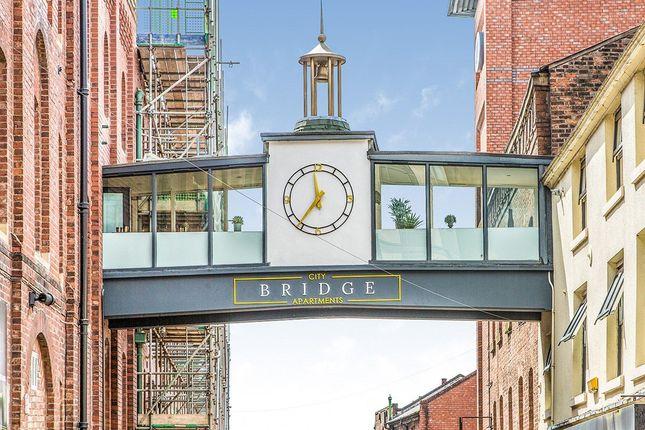 Thumbnail Flat for sale in City Bridge Apartments, 3 Glovers Court, Preston, Lancashire