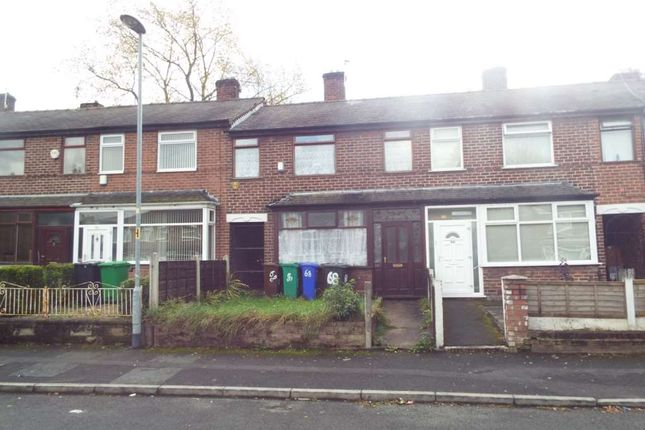 Thumbnail Terraced house to rent in Brynorme Road, Manchester