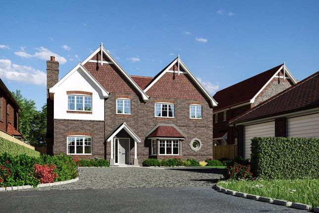 Thumbnail Semi-detached house for sale in Hammersley Lane, Penn, High Wycombe