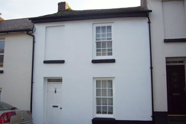 Thumbnail Terraced house for sale in Mount Street, Penzance