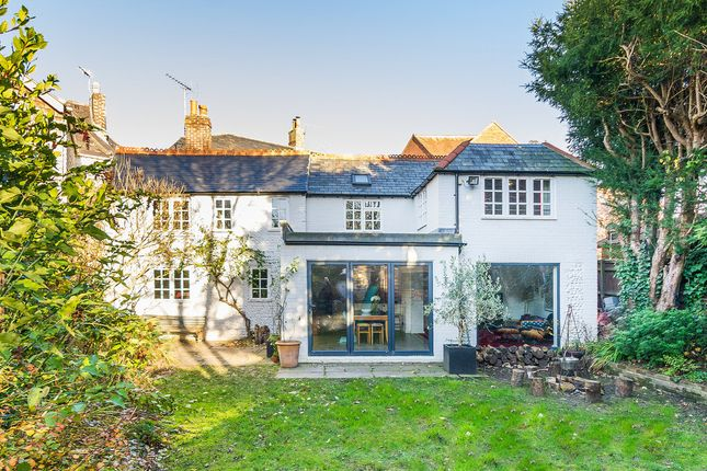 Thumbnail Detached house for sale in Surrey Street, Arundel
