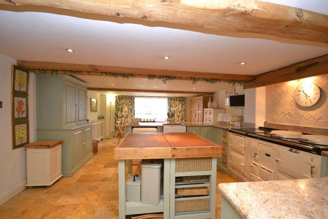 Thumbnail Link-detached house for sale in Holme House Farm, Doleslane