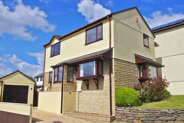 Thumbnail Detached house to rent in Gweal Wartha, Helston