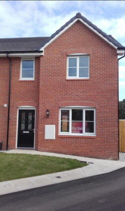3 bed end terrace house for sale in Close Lane, Alsager, Staffordshire