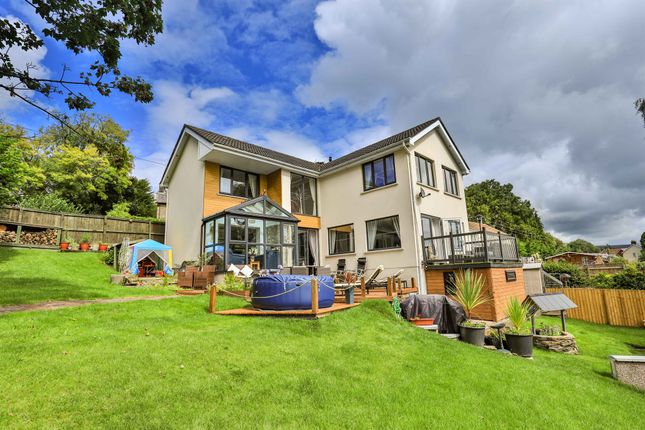 Thumbnail Detached house for sale in Church Village, Pontypridd