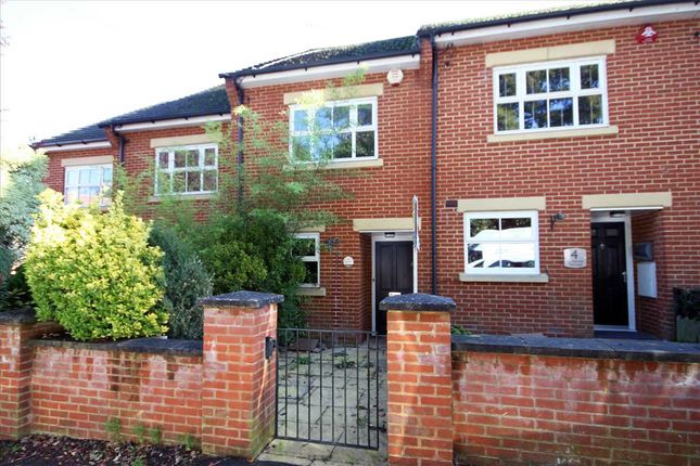 Thumbnail Terraced house for sale in Osbourne Terrace, Victoria Road, Bushey WD23.