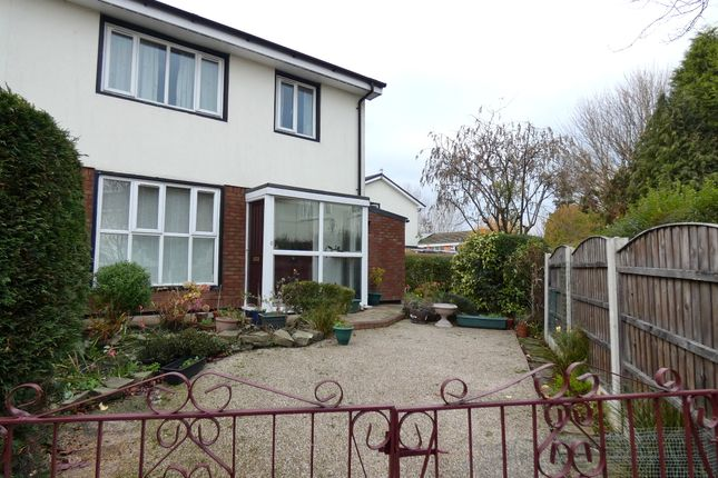 Thumbnail Semi-detached house for sale in Busheyfield Close, Hyde