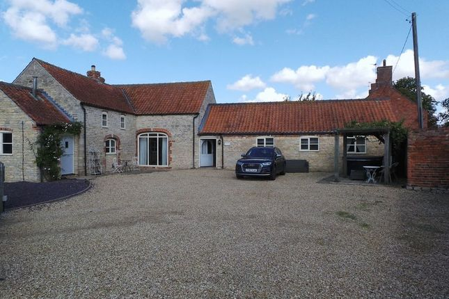 Thumbnail Detached house to rent in Stone Lane, Little Humby, Grantham